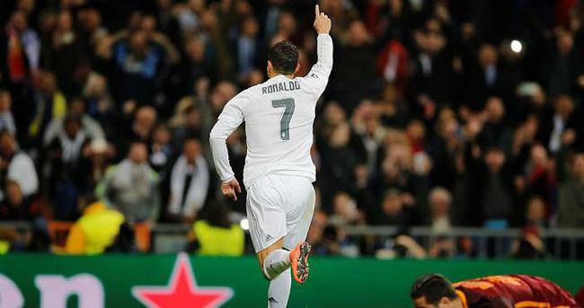 Real Madrid, Şampiyonlar Ligi'nde çeyrek finalde