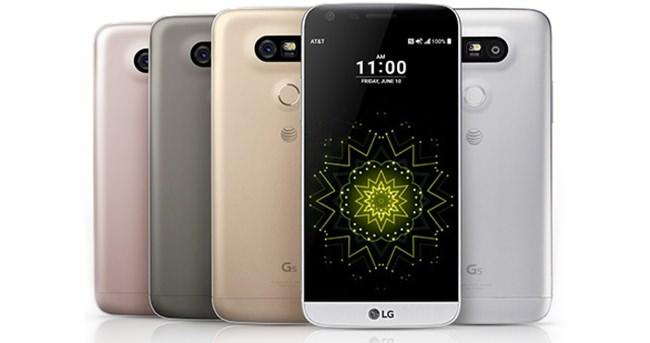 LG G5 için tarih verildi