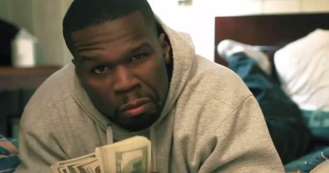 50 Cent: O paralar gerçek değil sayın yargıç