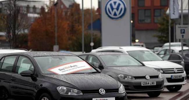 Volkswagen'de soruşturma derinleşiyor