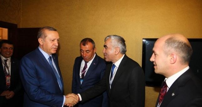 Madene işçi alımı için Cumhurbaşkanı ile görüştüler