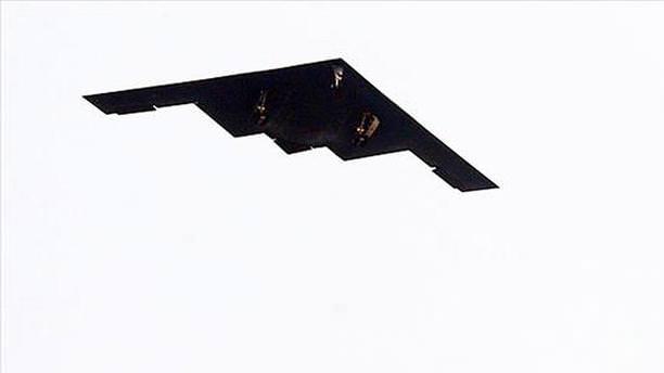 ABD üç B-2 hayalet uçağını Asya-Pasifik'e gönderdi
