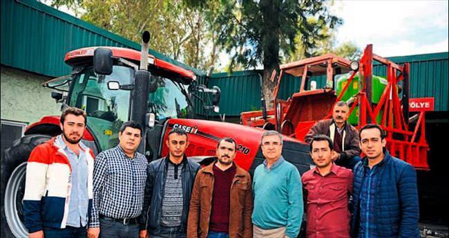Bilici Çiftliği'nin Azeri konukları