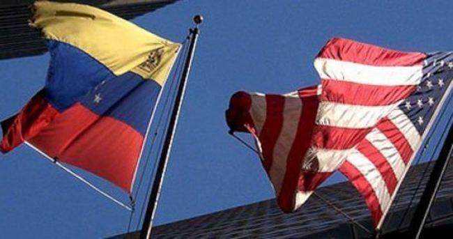 Venezuela ABD'deki en üst diplomatını geri çağırdı