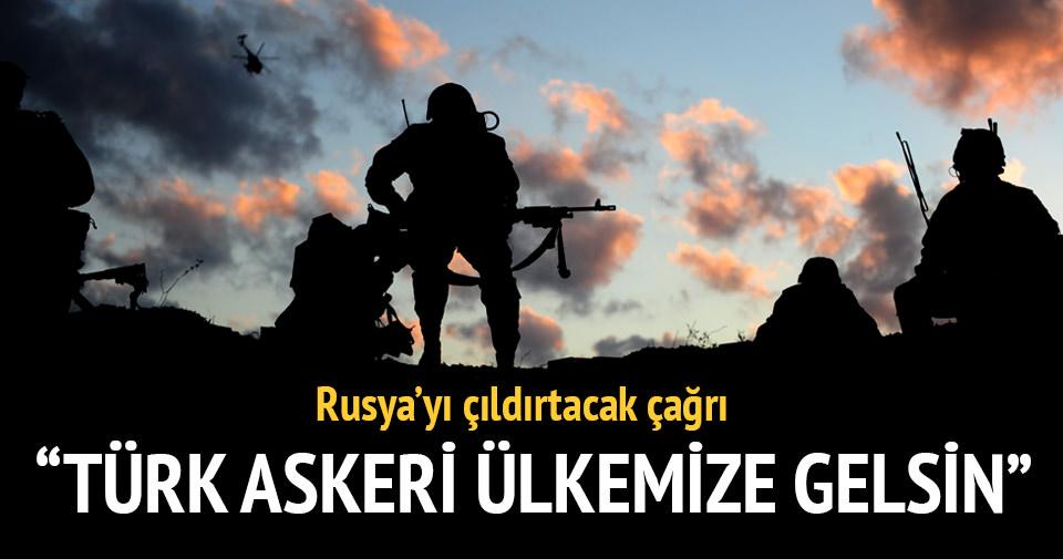 Türk askerini ülkemizde görmekten memnuniyet duyarız