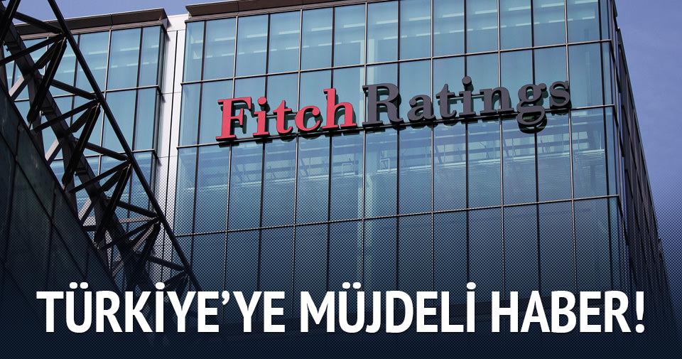 Fitch, Türkiye için büyüme beklentisini yükseltti