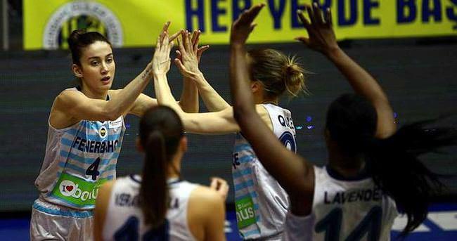 Fenerbahçe'den Dörtlü Final'e son adım