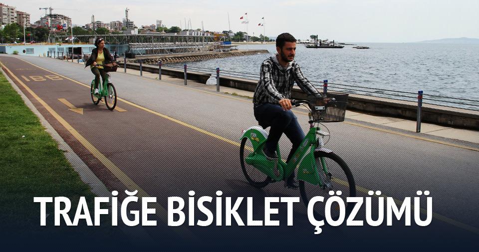 İSPARK'tan baharda bisiklet atağı