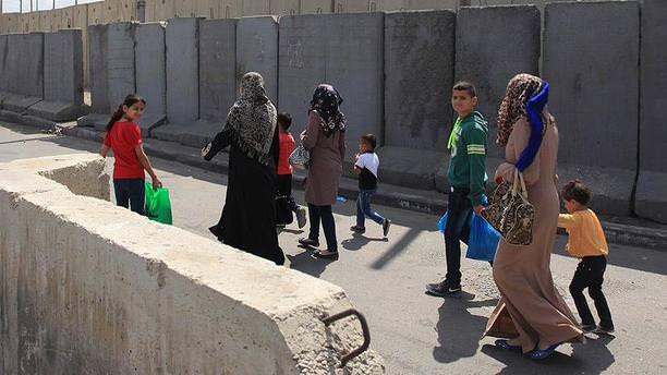 'Filistinli ailelerin sürgün edilmesi çok riskli'