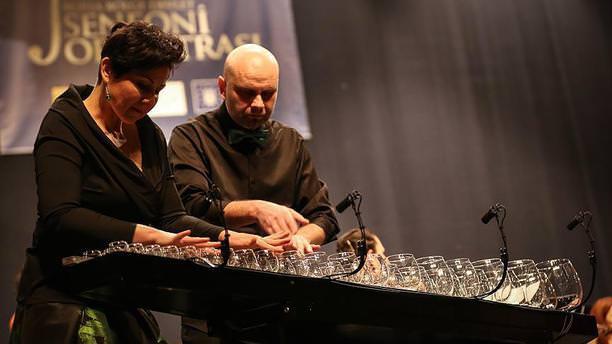 Dünyaca ünlü 'Glass Duo' ilk kez Türkiye'de