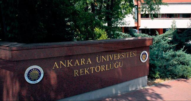 Ankara Üniversitesi'nde operasyon derinleşiyor