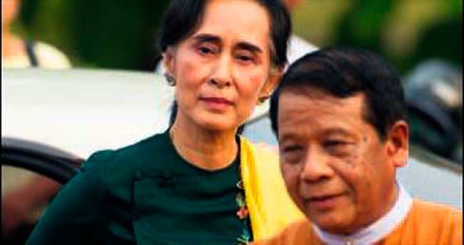 Suu Kyi'nin yerine şoförü aday oldu