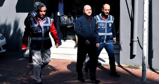 Rektör ve eski müsteşar da tutuklandı