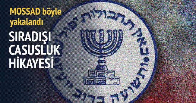 Mossad ajanları Almanya'da çamura saplanınca yakalandı
