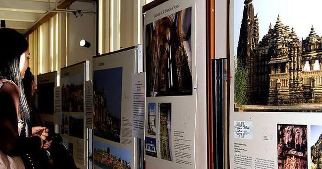 '2000 yılllık Hint Mimarisi Sergisi'