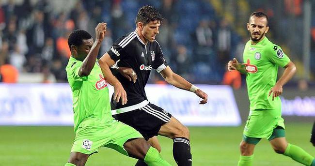 Beşiktaş ile Çaykur Rizespor 32. maça çıkıyor