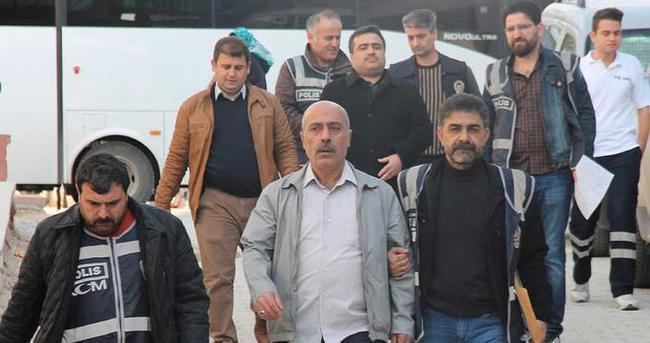 Elazığ'da FETÖ operasyonu: 28 gözaltı