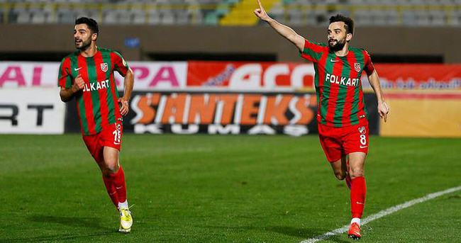 Karşıyaka - Karabükspor maçı hangi kanalda?