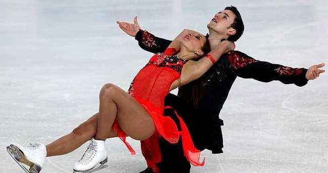Artistik buz pateninde dünya şampiyonası heyecanı