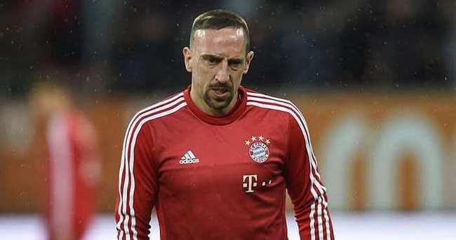 Ribery, Bayern Münih'te kalmak istiyor