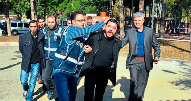 Festival baskınına 1 yıl 11'er ay hapis cezası