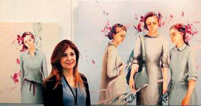 300 sanatçının 2 bin eseri sergileniyor