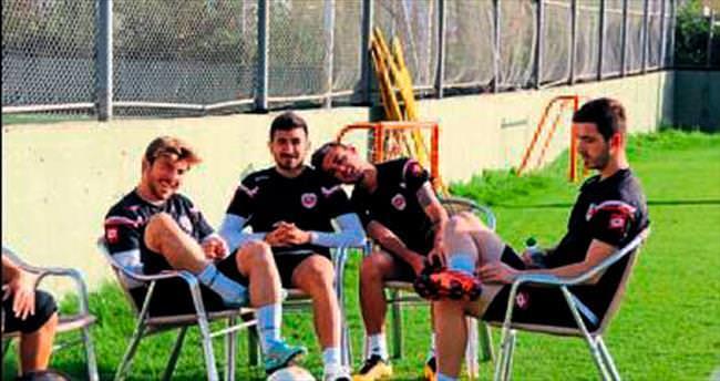 Adanaspor zorlu maça hazır