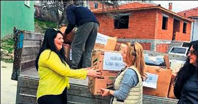 Kadın Meclisi'nden mahallelere destek