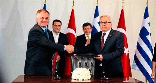 İzmir'i Avrupa'ya açacak yeni yolda bir adım daha