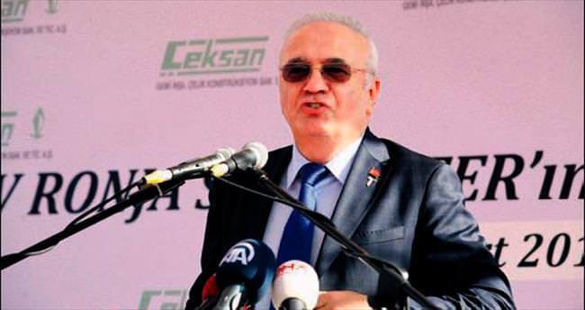 'Türkiye dünya ile yarışıyor'