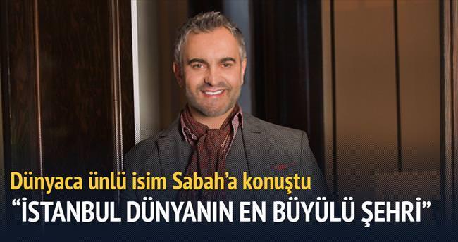 İstanbul dünyanın en büyülü ve kafa karıştıran şehri