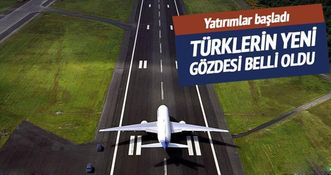 Türkler'in gözdesi sahra altı: Afrika