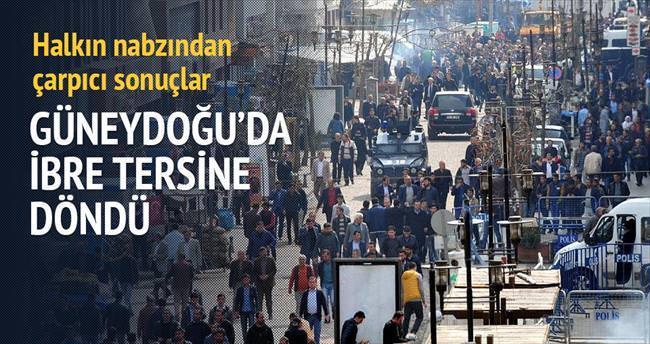 Teröre en güzel cevabı Kürt vatandaşlar verdi