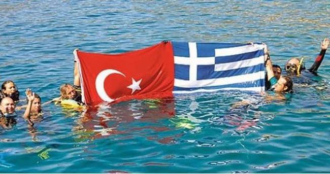 Yunanistan ile deniz turizmi masaya yatırılıyor