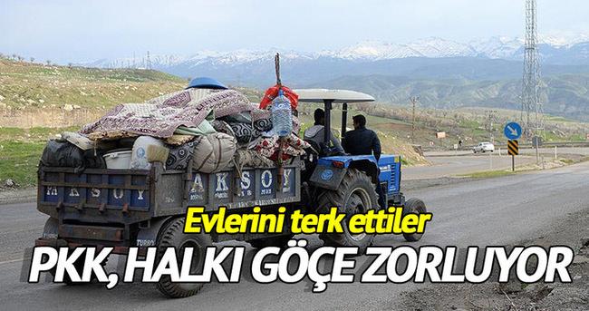 Yüksekova ve Şırnak'ta PKK baskısı göçe zorluyor
