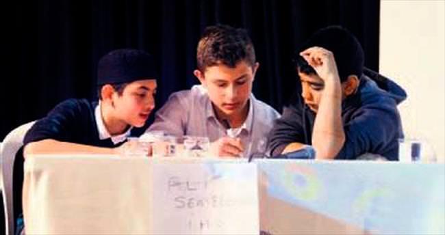 Çanakkale anısına bilgi yarışması
