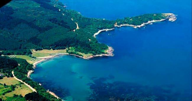 Kandıra'ya pembe plaj