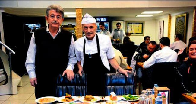 41 yıllık saray mutfağı