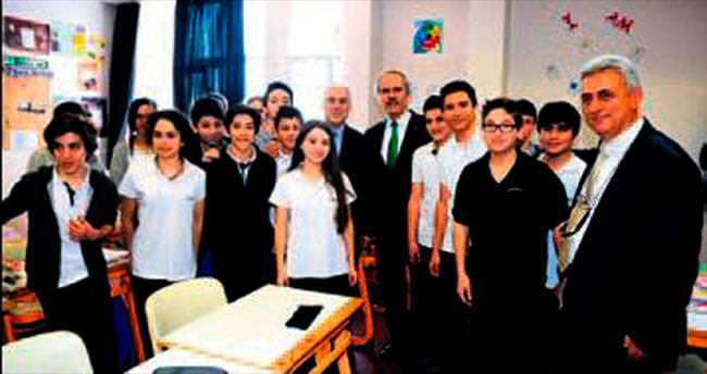Darüşşafaka Anadolu'ya Bursa'dan açılacak