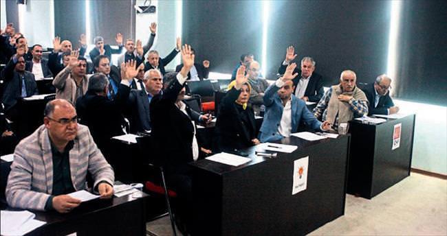 MHP'liler oy verdi ATOSEV yasallaştı