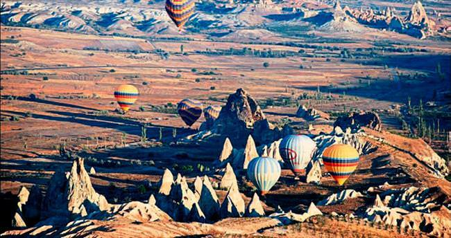 Kapadokya'da lezzet yolculuğu