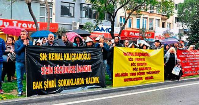 'Hani evler yıkılmayacaktı Kılıçdaroğlu'