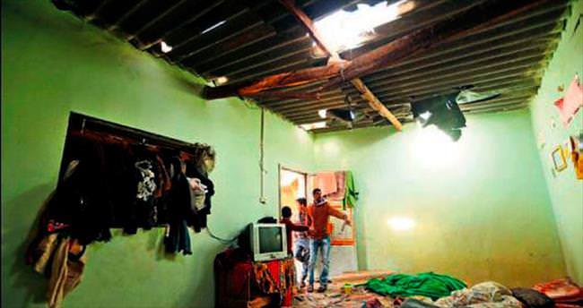İsrail füzeleri çocukları evlerinde vurdu