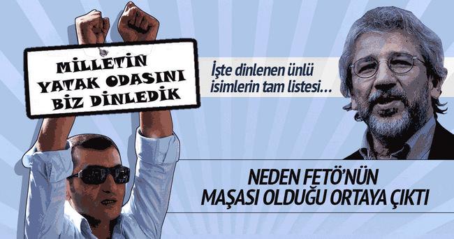 Gülen'in VIP ekibine büyük operasyon