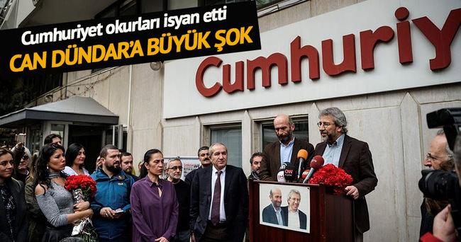 Cumhuriyet okurları isyan etti: Gazetemizi geri istiyoruz