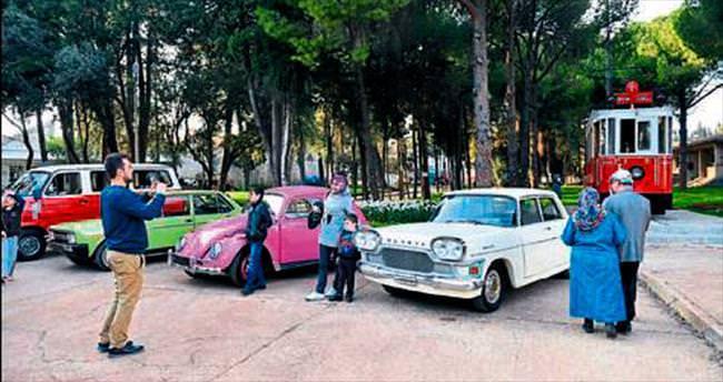 Nostaljik araçlarla geçmişe yolculuk
