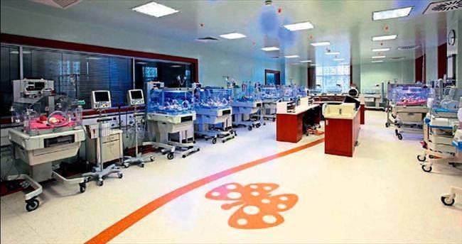 Türkiye'nin en büyük özel hastanesi: Sanko