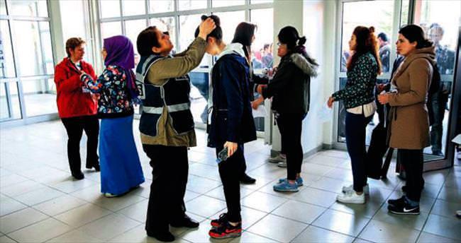 Ankara'da YGS heyecanı