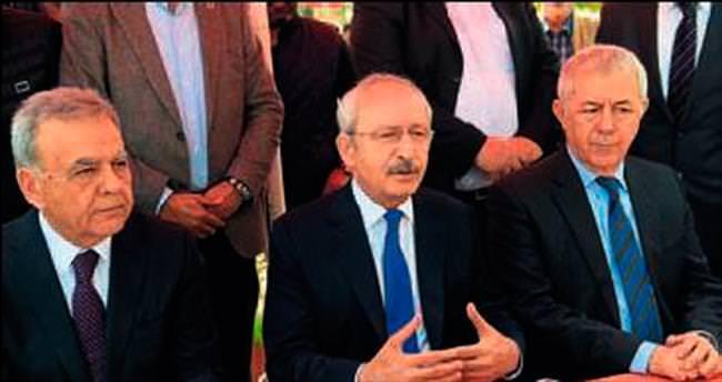 Kılıçdaroğlu'ndan başkanlara ödül