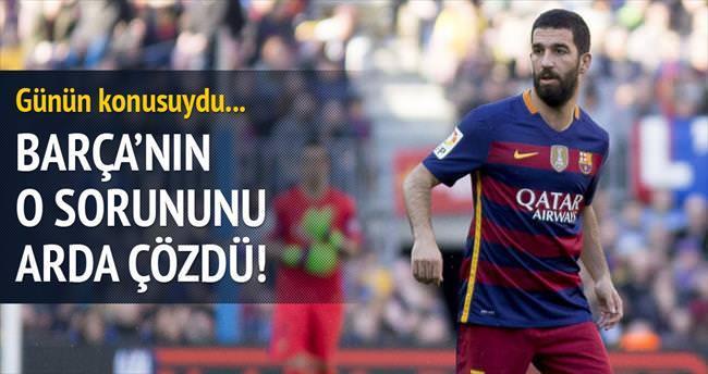 Messi derede boğuluyor